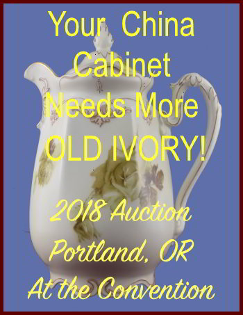 2018 Auction - During the Portland Oregon Convention April 19-21, 2018